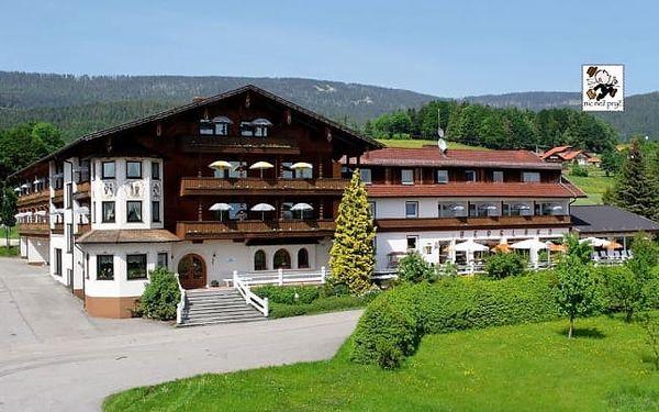 Ultra all inclusive dovolená v Německu