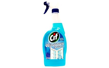 Cif Windows Okna a sklo Ultrafast čistič ve spreji