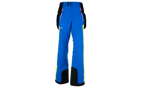 Dámské kalhoty KILPI TEAM PANTS-W modré 42