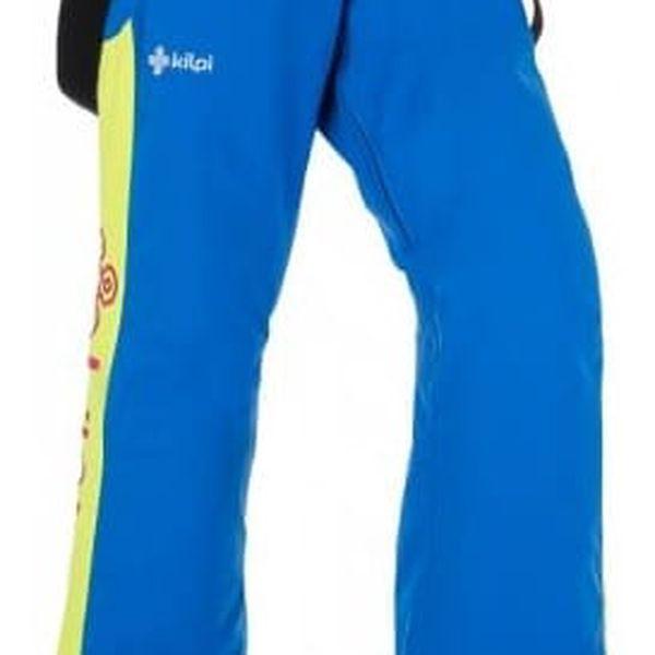 Dámské kalhoty KILPI TEAM PANTS-W modré 383