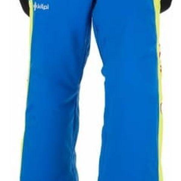 Dámské kalhoty KILPI TEAM PANTS-W modré 38