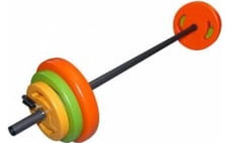 TUNTURI Aerobic Pump Set činkový set 20kg