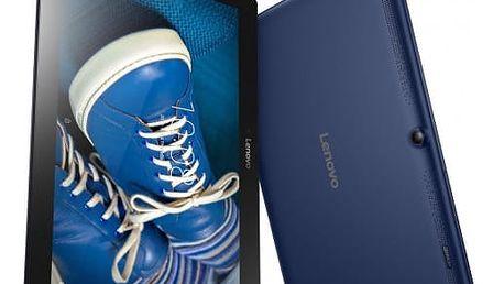 Lenovo Tab2 A10-30 16GB Dark Blue - modrý (ZA0C0118CZ)