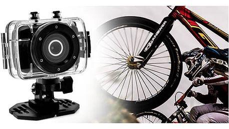Akční kamera na sport