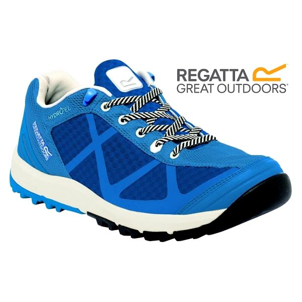 Pánské boty Regatta RMF408 HYPER-TRAIL LOW French Blue 423