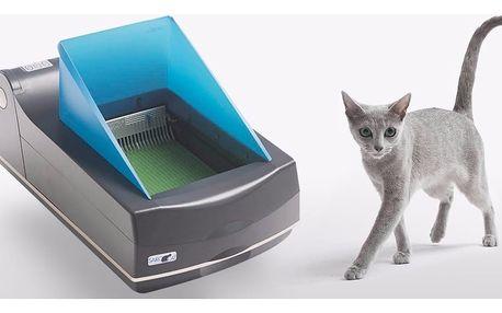 Žádné stelivo a až 7 dní bez úklidu: Samočisticí toaleta pro kočky