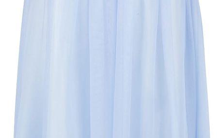 Modrá tylová sukně ZOOT