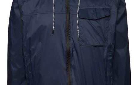 Tmavě modrá lehká bunda Blend
