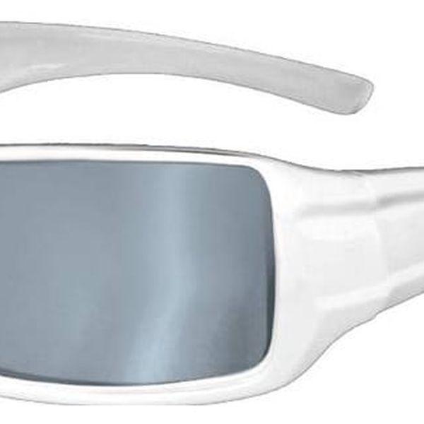 Sluneční brýle 3F Vision Master 1470, 18 cm bílé2
