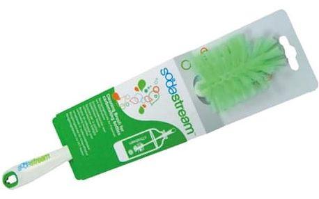 Příslušenství k výrobníkům sody SodaStream Čisticí kartáč na láhve bílý/zelený/plast