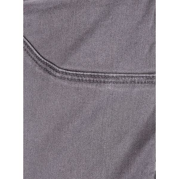 Šedé elastické džíny Dorothy Perkins Curve4