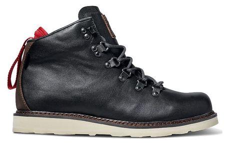 Pánské boty DVS Yodeler, černo hnědé