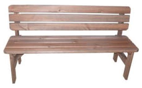 Rojaplast Lavice MIRIAM - 150 cm zahradní lavice