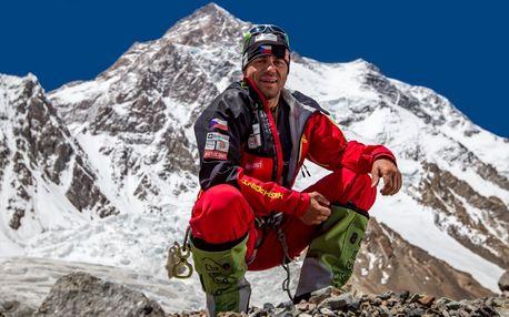 Vyprávění Radka Jaroše o zdolání Koruny Himálaje