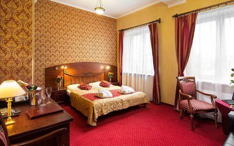 Hotel Galicja*** u solného dolu Wieliczka