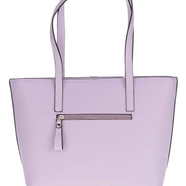 Světle fialová kabelka Gionni Olympia3