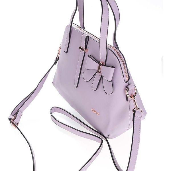 Světle fialová kabelka Gionni Olympia2