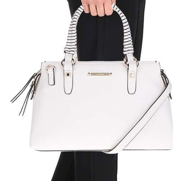 Krémová kabelka Gionni Aneta2
