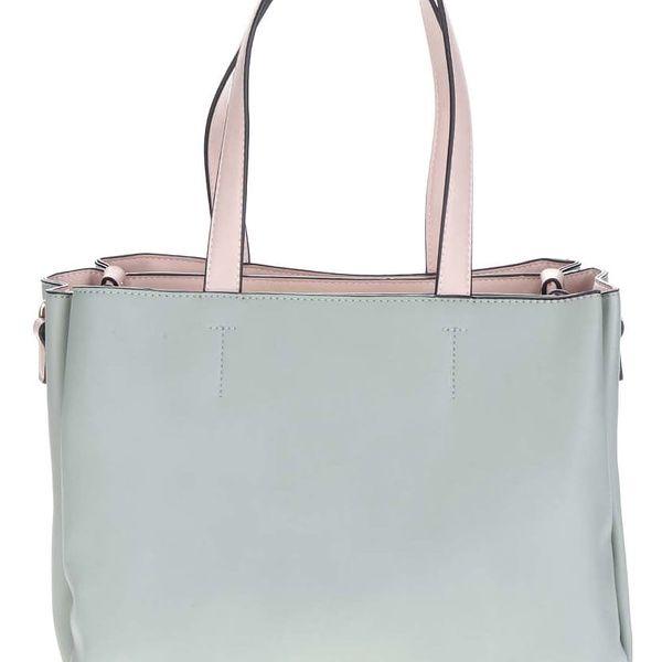 Světle zelená kabelka Gionni Aya3