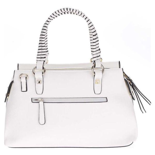 Krémová kabelka Gionni Aneta3