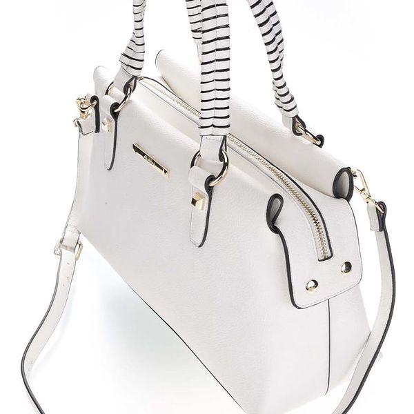 Krémová kabelka Gionni Aneta4