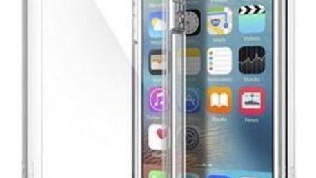 Spigen Crystal Shell zadní kryt pro Apple iPhone SE/5S/5 čirý (Clear Crystal)