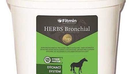 Krmivo FITMIN Horse HERBS Bronchiale 3 kg + Doprava zdarma
