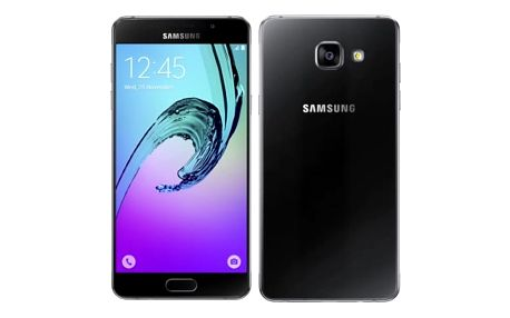 Mobilní telefon Samsung A5 2016 (SM-A510F) (SM-A510FZKAETL) černý