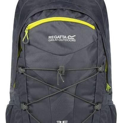 Turistický batoh REGATTA EU154 ATHOLL II 35L šedá 35L