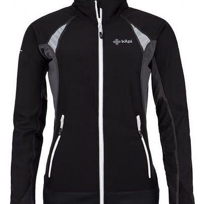 Dámské technická strečová bunda KILPI NORDIM-W černá 44