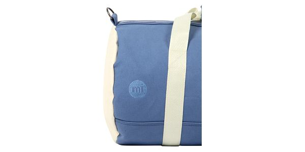 Světle modrá sportovní taška Mi-Pac Duffel Canvas3