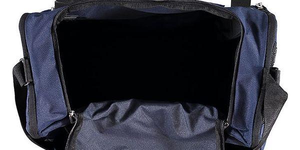 Tmavě modrá sportovní taška ADIDAS Daily Gym Bag2