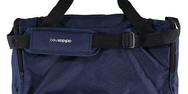 Tmavě modrá sportovní taška ADIDAS Daily Gym Bag3