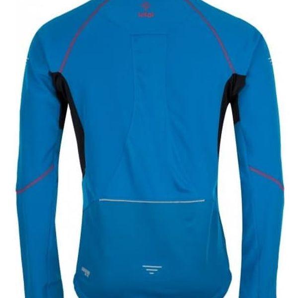 Pánská technická strečová bunda KILPI NORDIM-M modrá L2