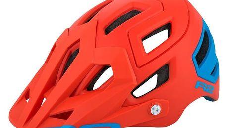 Unisex cyklistická helma R2 TRAIL ATH08F Oranžová L 58-61cm