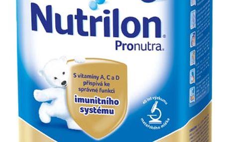 NUTRILON 4 ProNutra s příchutí vanilky (800g) - kojenecké mléko