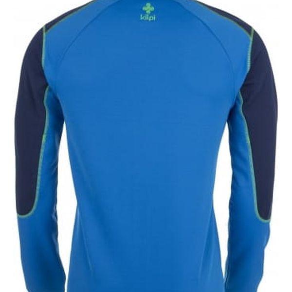 Pánská fleecová bunda KILPI BOGDAN modrá xl2