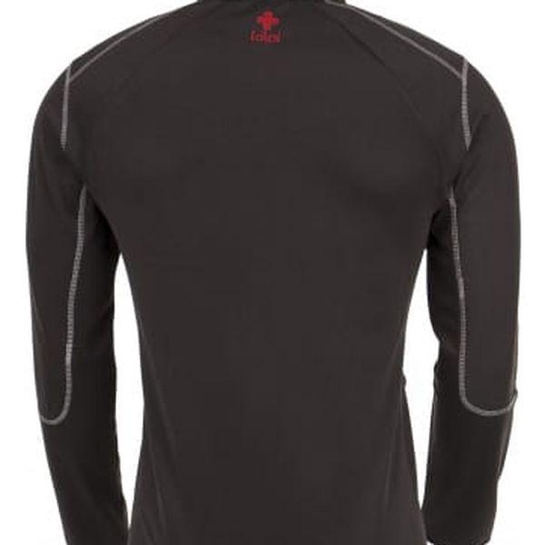 Pánská fleecová bunda KILPI BOGDAN černá xxl2