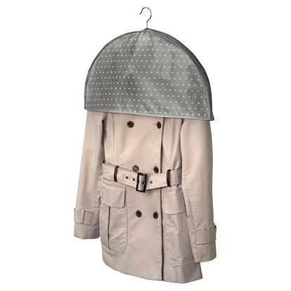 Šedý ochranný obal na oblečení Cosatto Cover