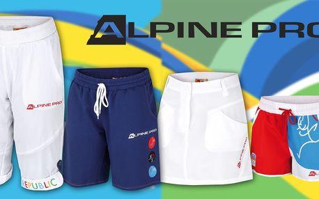 Dámské 3/4 kalhoty, šortky a sukně Alpine Pro