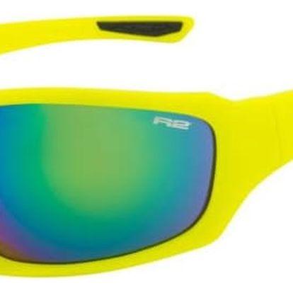 Sportovní sluneční brýle R2 RIVAL AT089C žlutá lesklá uni
