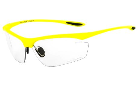 Sportovní sluneční brýle R2 PEAK AT031H neon žlutá lesklá at031h
