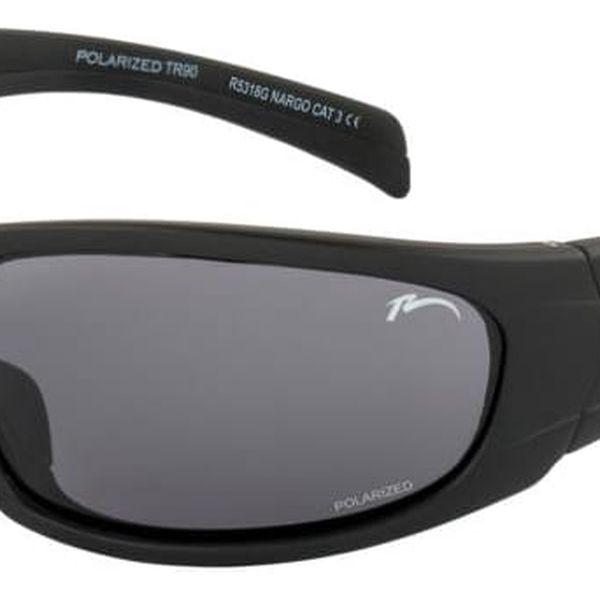 Sluneční brýle Relax Nargo R5318G černá Uni2