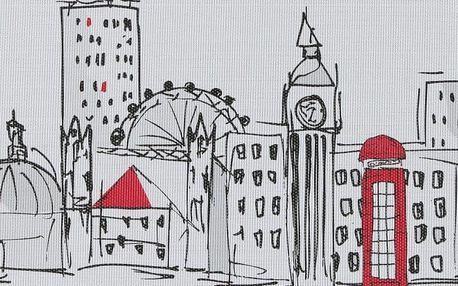 Prostírání LONDON CITY 30x45 cm á TAB