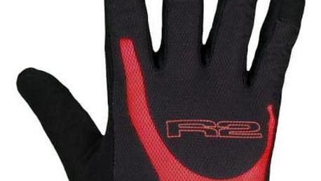 UNI Cyklistické rukavice CUBE ATR29A černá l