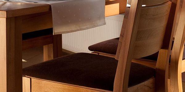 HMmax Noční stolek SN 104 masiv borovice Barevné provedení dřeva: gray - šedá3