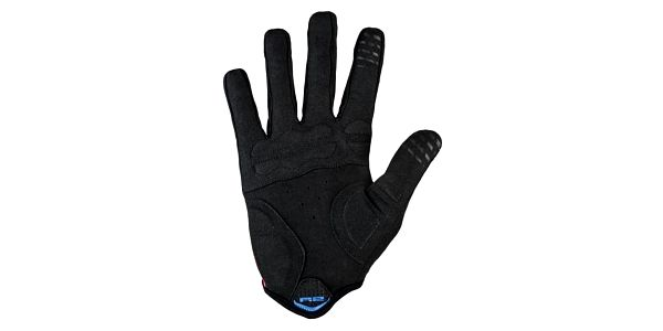 UNI Cyklistické rukavice CUBE ATR29A černá l3