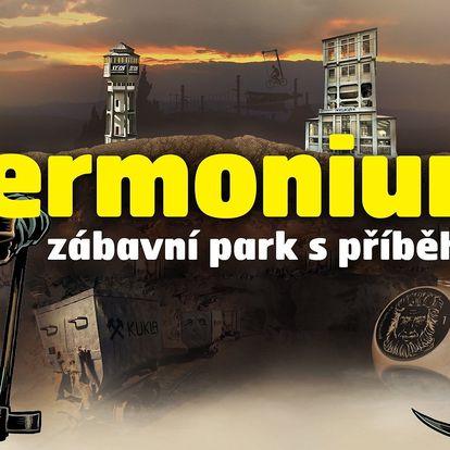 Vstupenky do zábavního parku Permonium®
