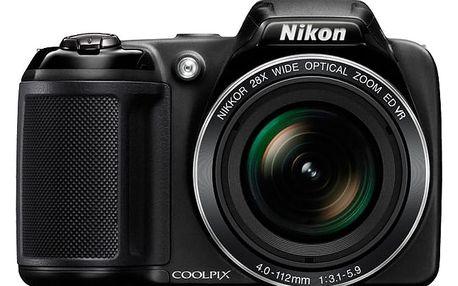 Nikon COOLPIX L340 black