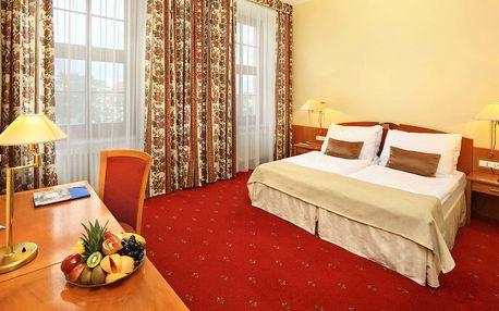 3 dny v Grandhotelu Brno **** se saunou v centru